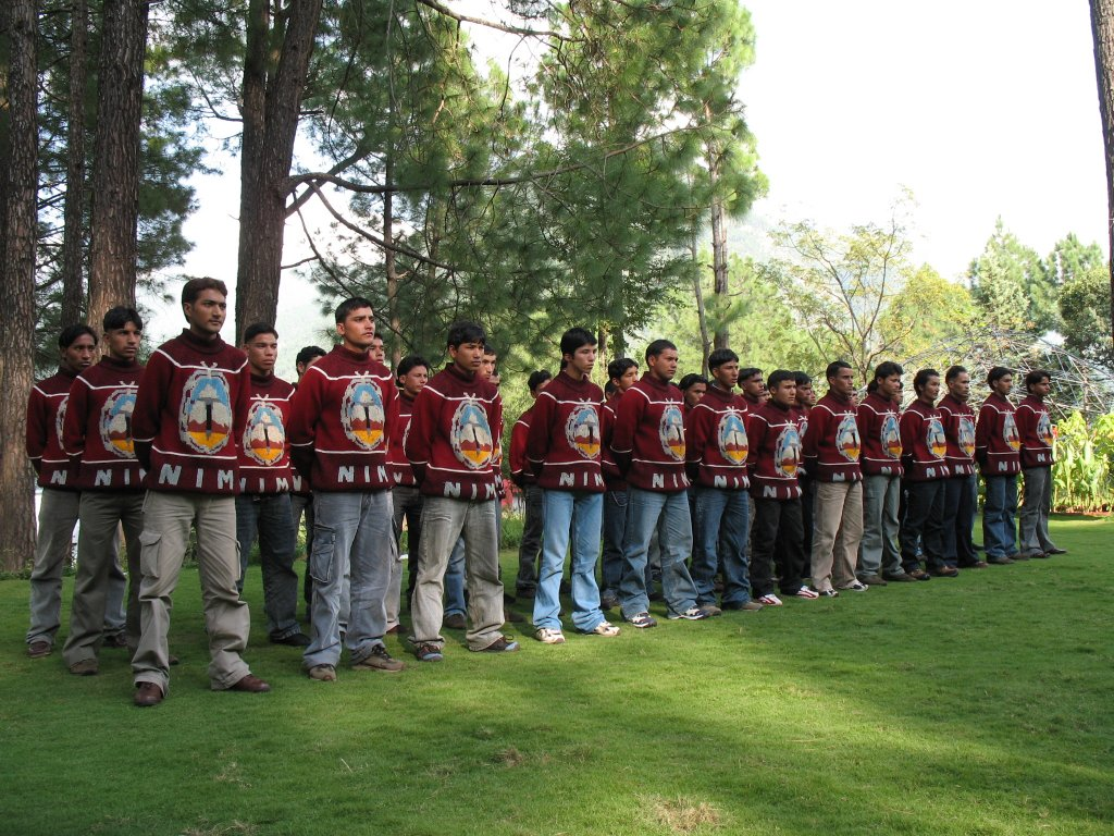 2006 Mountain Shepherds Graduation