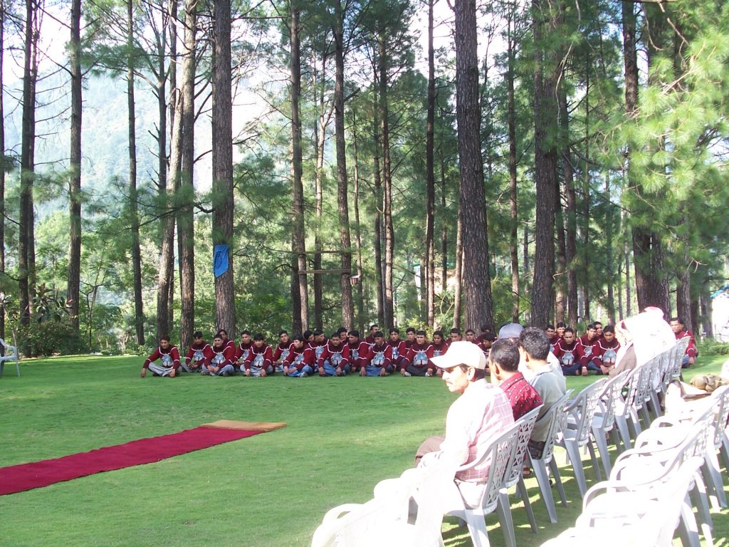 2006 Mountain Shepherds Graduation