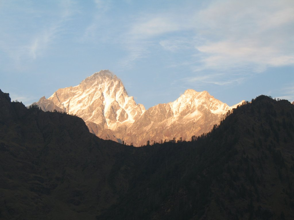 2006 Nanda Devi Trek