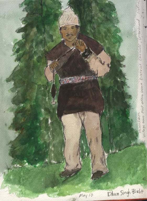 Dhunsingh Portrait