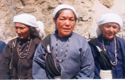 Bali Devi with other Chipko Veterans