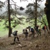 Trekking in the Himalayas open to students