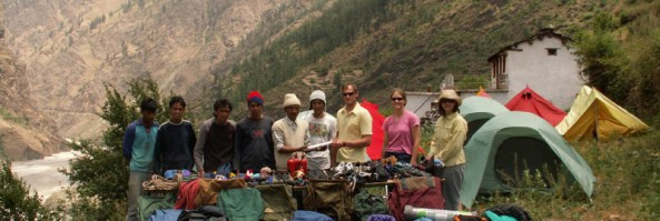 Gear for Garhwal a resounding success!