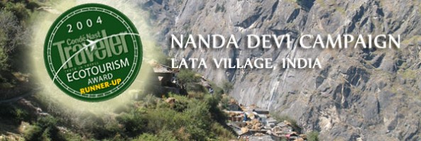 Nanda Devi Recognized by Conde Nast as a Remarkable Ecotourism Destination: A Major Boost for Local Community Efforts