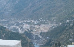 The Vishnugad-Tapovan Dam Project, One of Many around Nanda Devi Region